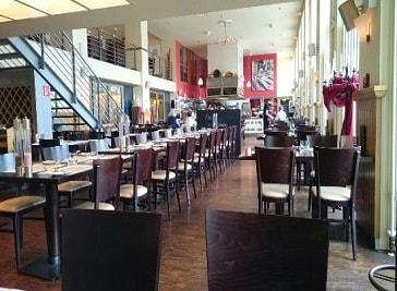 Cafe Restaurant Mezzo Mezzo Essen